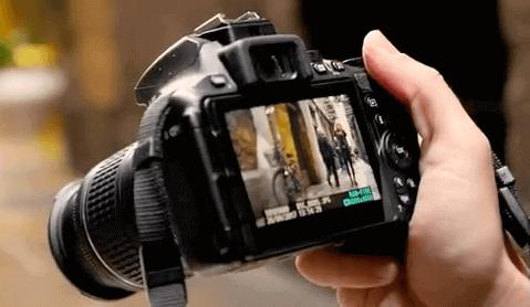 digital cámara Nikon
