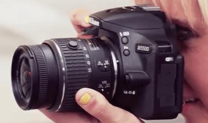 réflex digitales cámaras Nikon