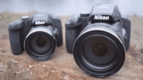 Cámaras Nikon réflex serie Coolpix