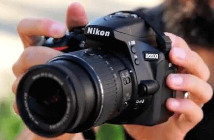 Cámaras digitales Nikon