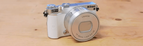 Otras cámaras Nikon réflex digitales