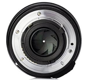 50 mm Yongnuo objetivos