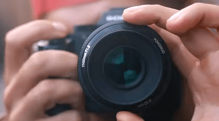 Objetivos para cámaras Yongnuo