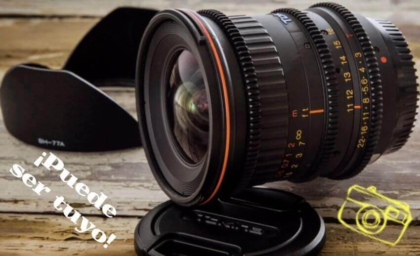 Tokina objetivo 11-16 mm Nikon