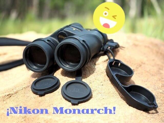 Monarch prismáticos oferta