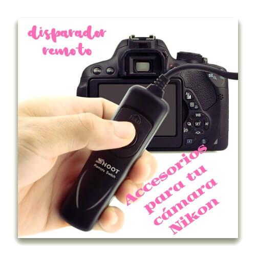 Nikon accesorios
