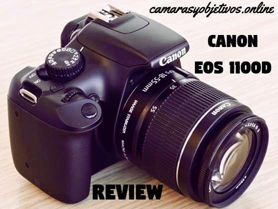 Cámaras Canon fotos 1100d