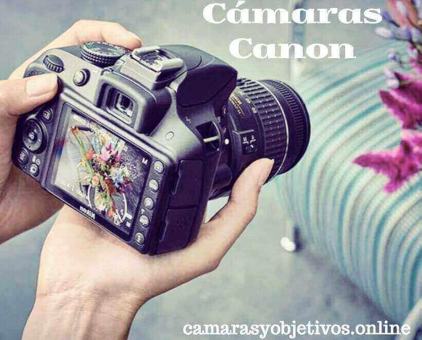 cámaras digitales Canon