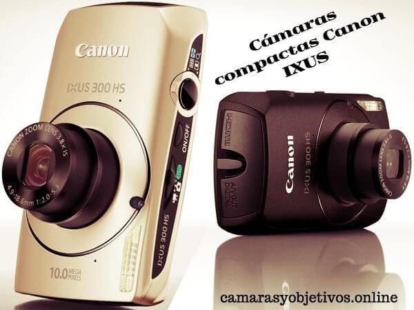 Cámaras compactas Canon