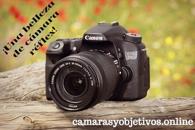 Réflex cámara de Canon