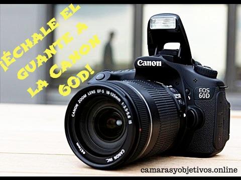 Canon información 60d