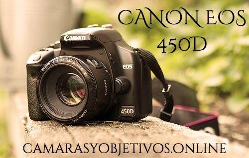 Eos Canon cámara 450d