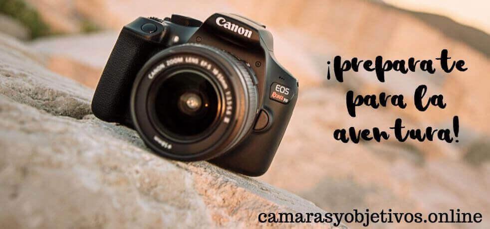 Canon cámaras