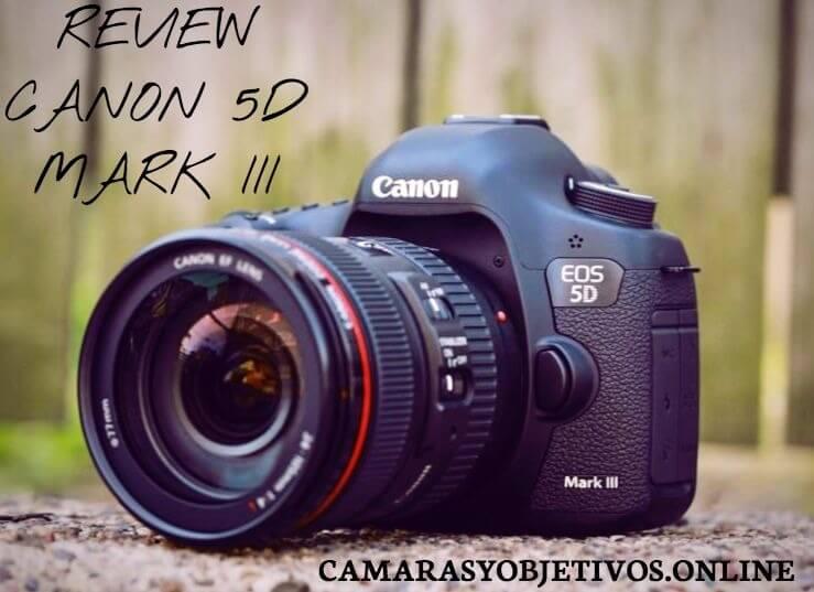 Mark III 5d cámara de precisión