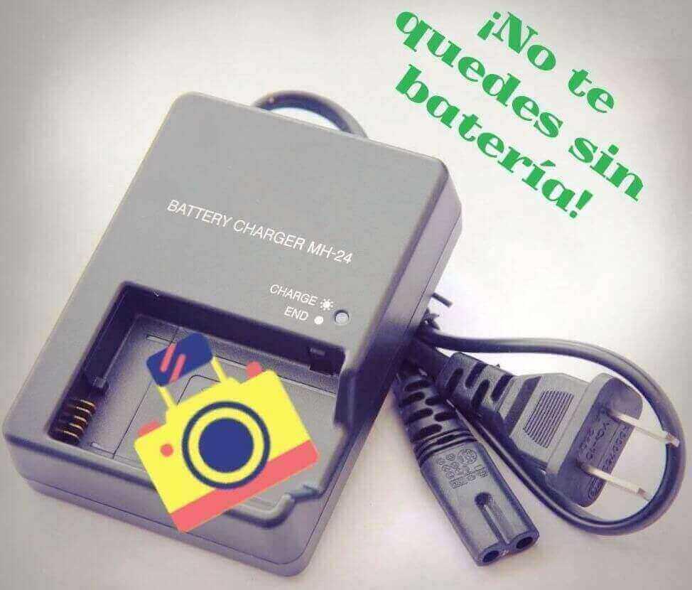 Accesorios para cámara Nikon