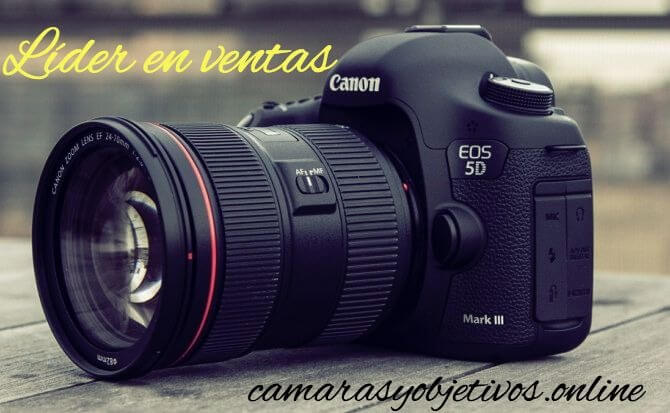Mark III cámara de Canon