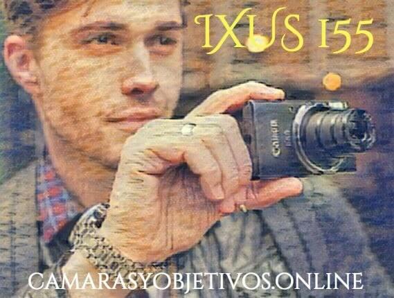 IXUS 155 cámara compacta