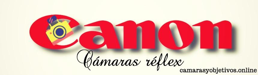 cámara réflex logo Canon