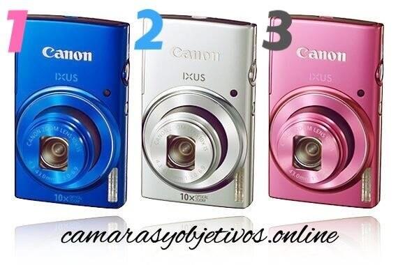 Canon cámara IXUS 155