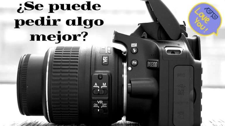 Batería Nikon d3200