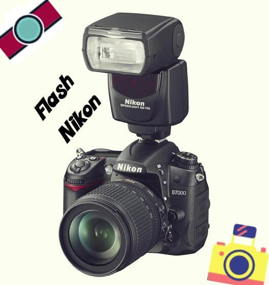 Nikon flash externo