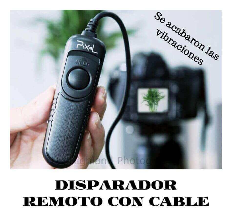 Nikon disparador remoto