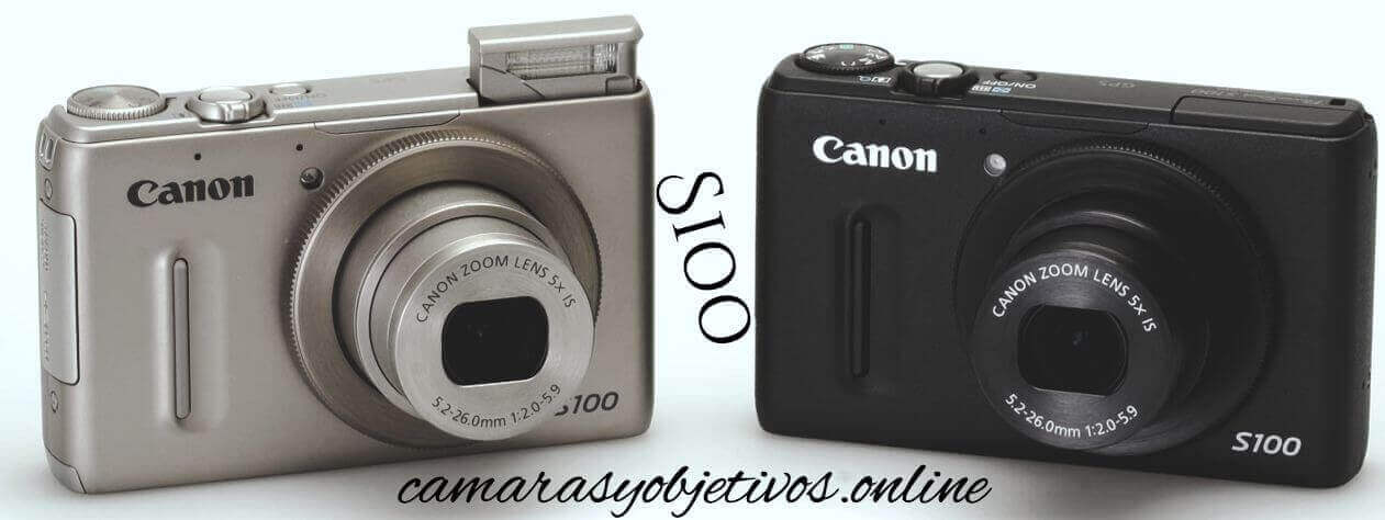 s100 cámaras colores