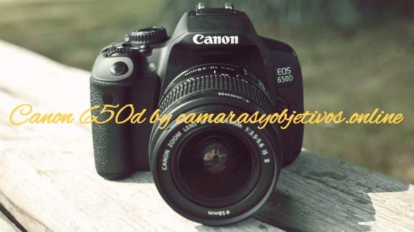 650d cámara Canon