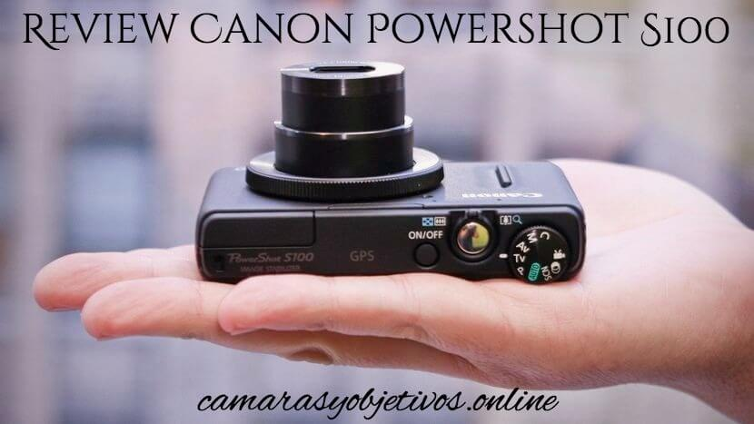 Canon review S100