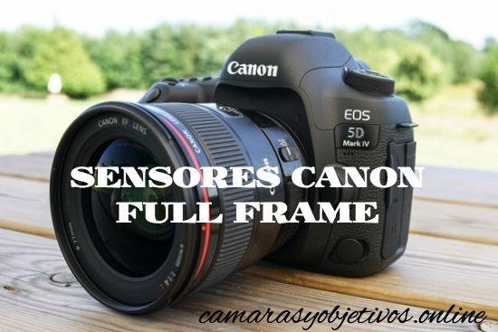 Canon cámaras Full Frame