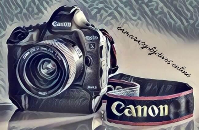 Eos 1d de Canon