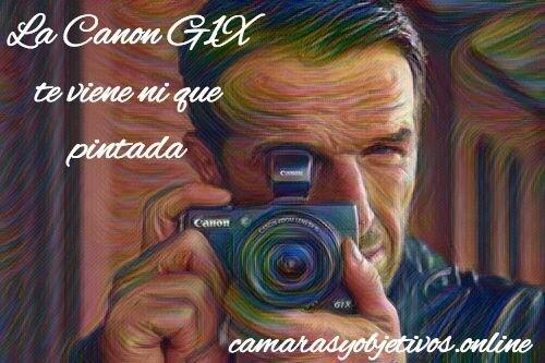 GX1 de Canon
