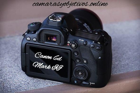 Canon pantalla LCD Mark 6d II
