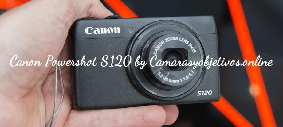 Powershot cámara Canon s120