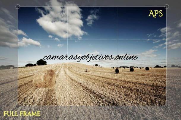 Sensor de imagen Full Frame