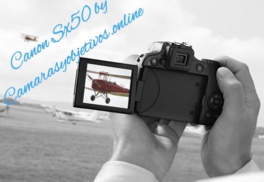 Canon compacta SX50