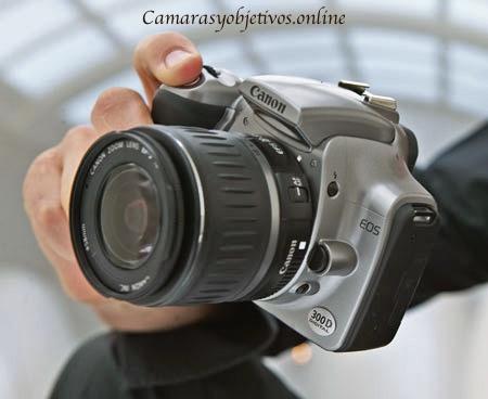 Cámara 300 d Canon