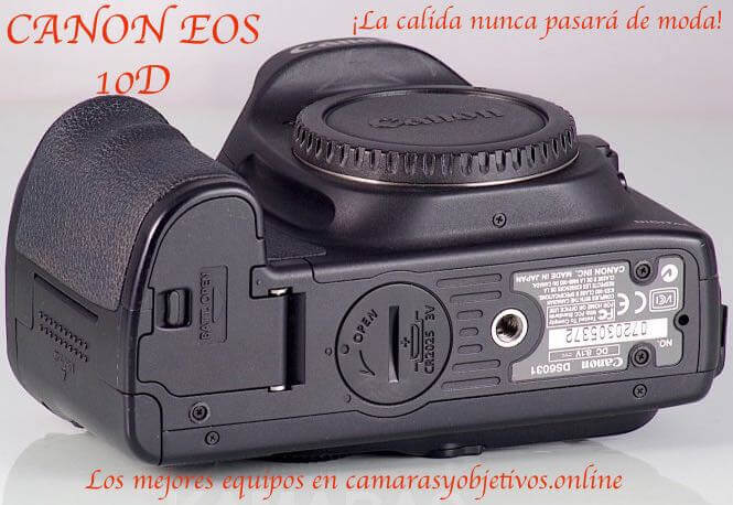 Canon cámara 10d