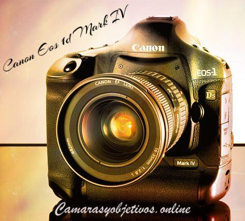 Canon Eos 1d Mark 4