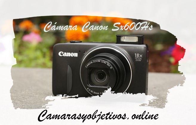 Canon sx600hs