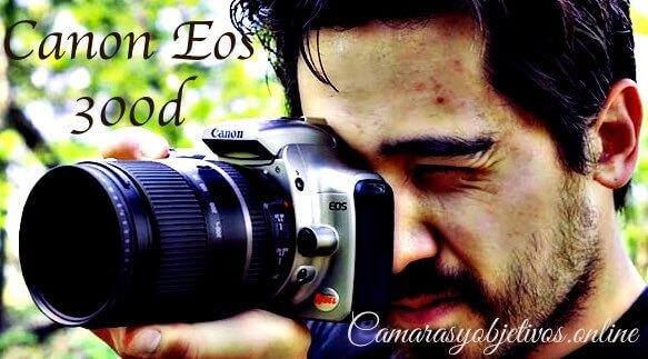 Eos de Canon 300d