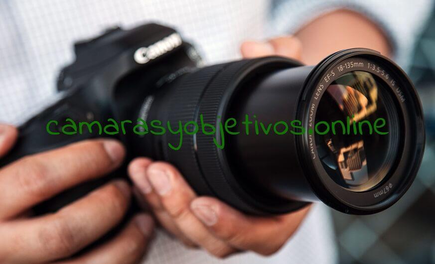 Canon cámara 80d