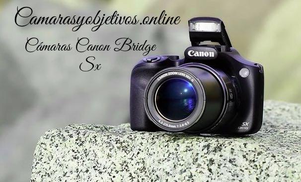 Bridge Canon cámara