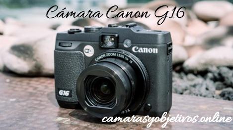 Canon g16 precio