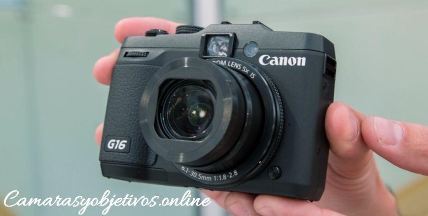 Precio Canon G16