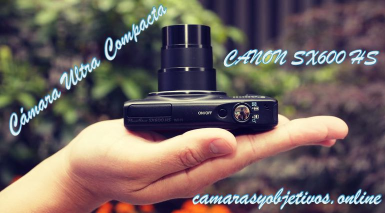 Sx600hs de Canon