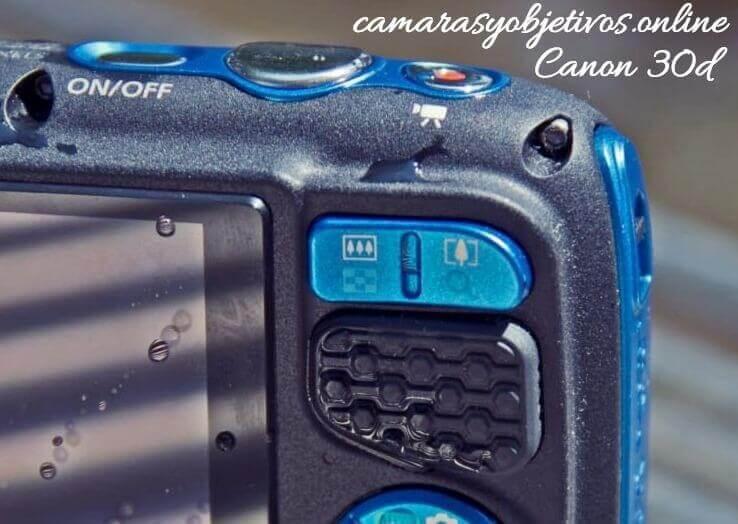 Canon Powershot d 30