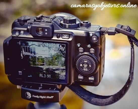G10 cámara de Canon