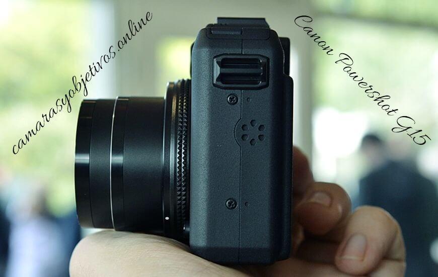 Powershot cámara G15