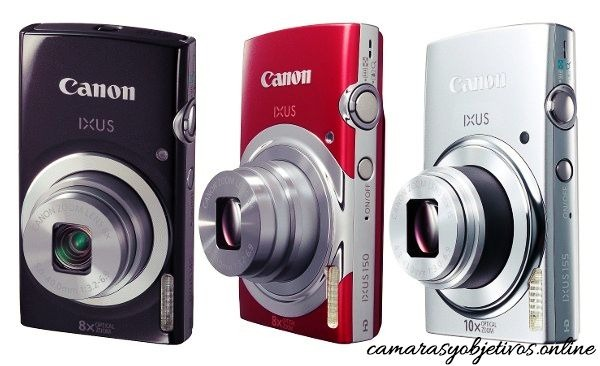 Ixus 145 de Canon
